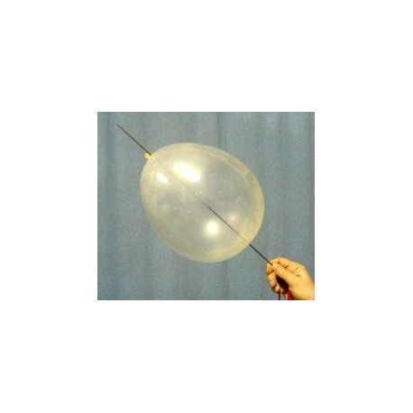 "20 Ballonger til ""Needle thru balloon"""