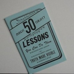 50 Magic object lessons you can do